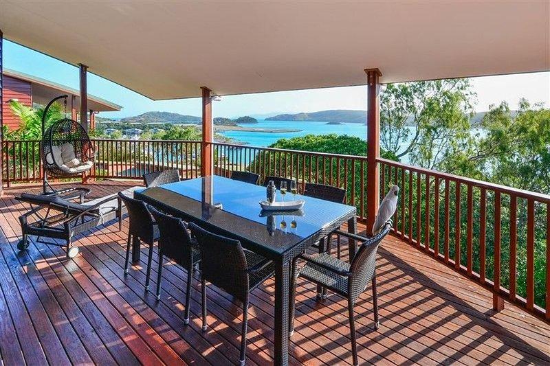 Balcony - Casuarina Cove 12 - Hamilton Island - rentals