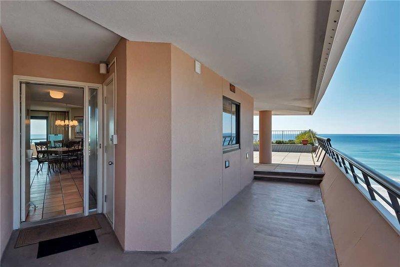 Edgewater Beach #0712 - Image 1 - Miramar Beach - rentals