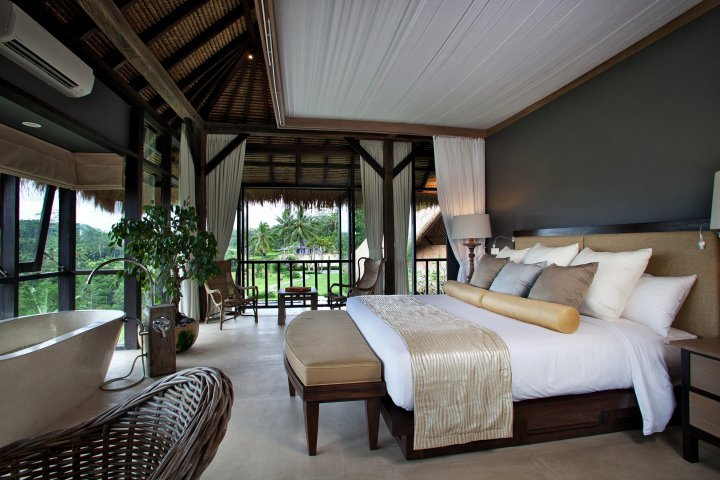 Villa Kelusa Four Bedroom - Pondok Surya + Pondok Sapi - Image 1 - Ubud - rentals