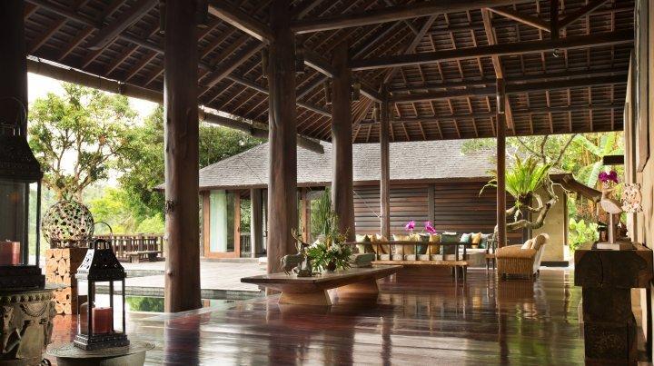 Villa Kamaniiya Five Bedroom Villa - Image 1 - Ubud - rentals