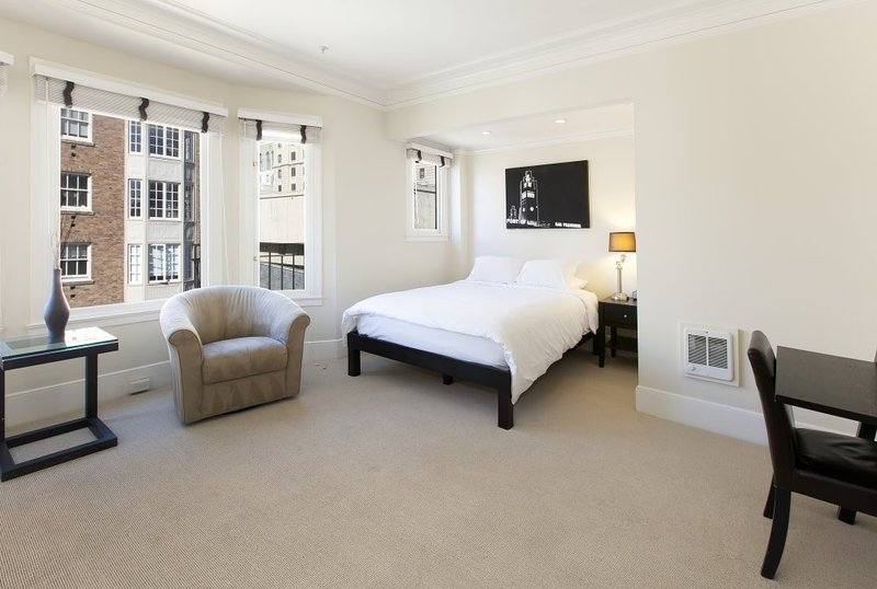 Furnished Studio Apartment at Pine St & Powell St San Francisco - Image 1 - San Francisco - rentals