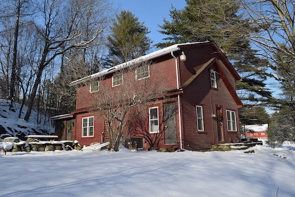 Exterior - River Road Home - Stowe - rentals