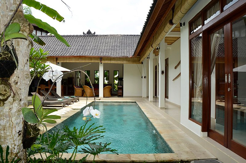 Villa Bindi - 3 bedrooms - peace, privacy, views. - Image 1 - Ubud - rentals