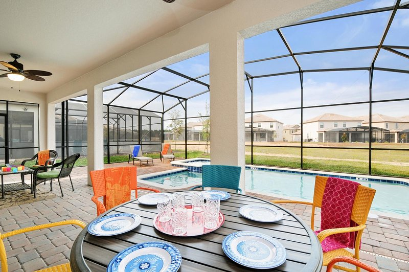 1412MVD - The Retreat at ChampionsGate - Image 1 - Davenport - rentals