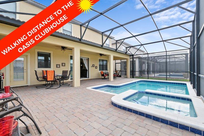 1406MVD - The Retreat at ChampionsGate - Image 1 - Davenport - rentals
