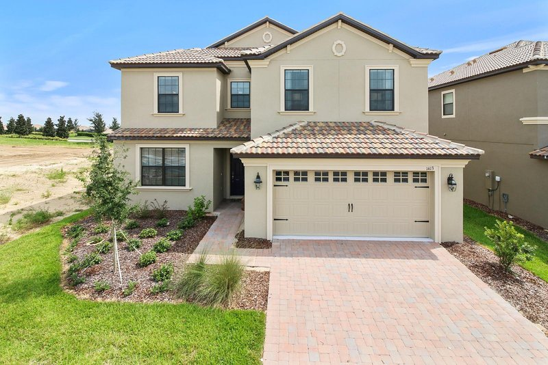 1413RF - The Retreat at ChampionsGate - Image 1 - Davenport - rentals