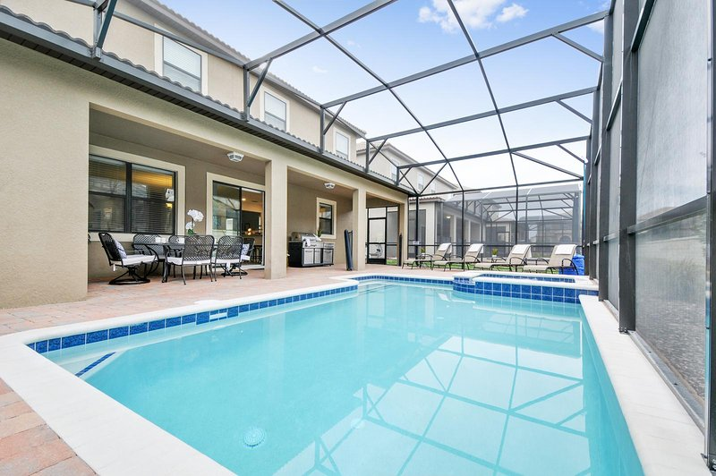 9159SD - The Retreat at ChampionsGate - Image 1 - Davenport - rentals