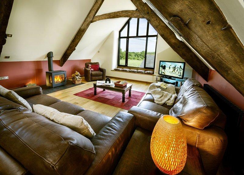 Salterns Barn - Image 1 - Weare Giffard - rentals