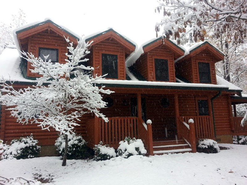 Let It Snow !!! - Jan & Feb   150/nt 3 Bdr Cabin Fireplace & Hot Tub - Gatlinburg - rentals