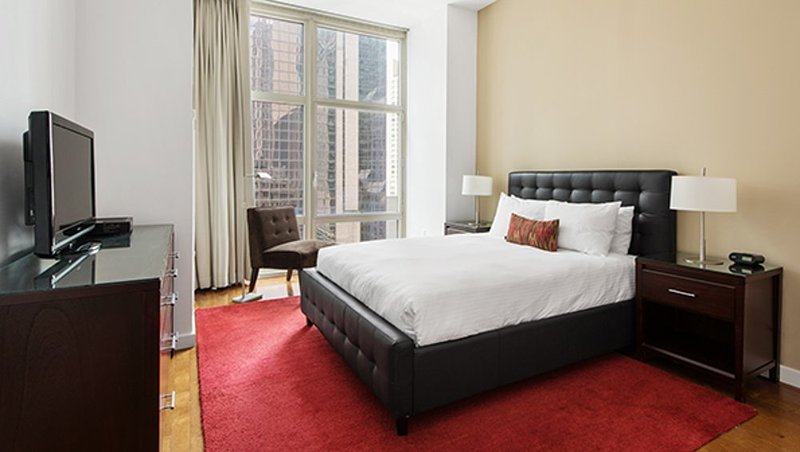Furnished 2-Bedroom Apartment at Broadway & W 49th St New York - Image 1 - New York City - rentals