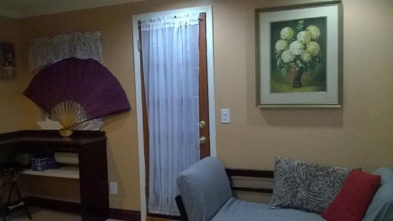 Furnished Studio Apartment at S Almaden Ave & W Virginia St San Jose - Image 1 - San Jose - rentals