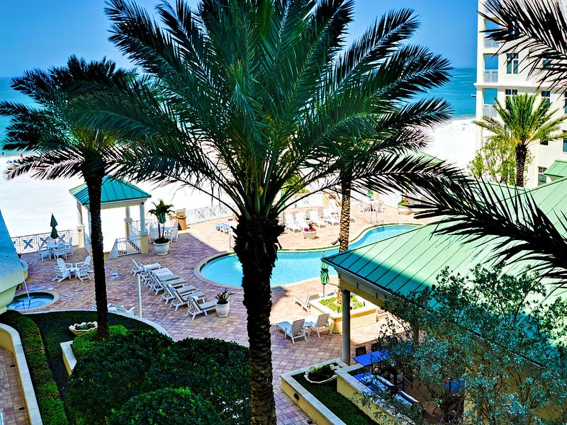 Mandalay Beach Club pool - Mandalay Beach Club 606 Mandalay Beach Club GEM - Clearwater Beach - rentals