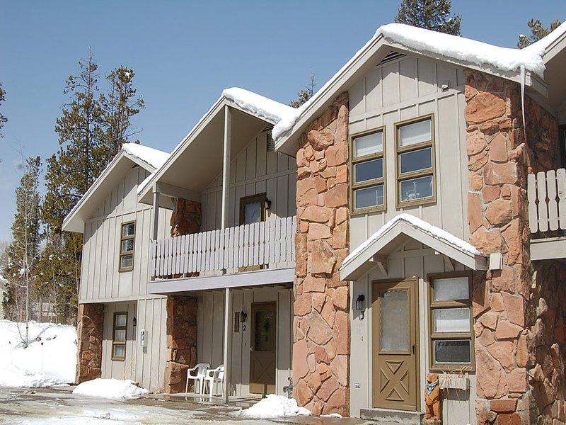 Hideaway Village Ladora 3 - Image 1 - Winter Park - rentals