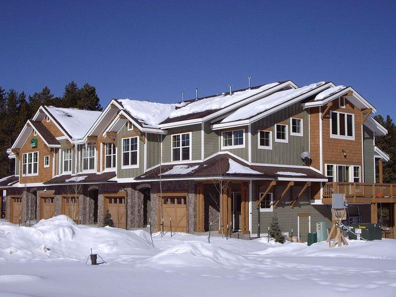 Telemark Townhomes Unit 582 - Image 1 - Winter Park - rentals