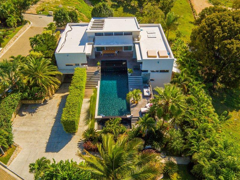 5BR incredible Boutique-style modern villa - Image 1 - Cabarete - rentals