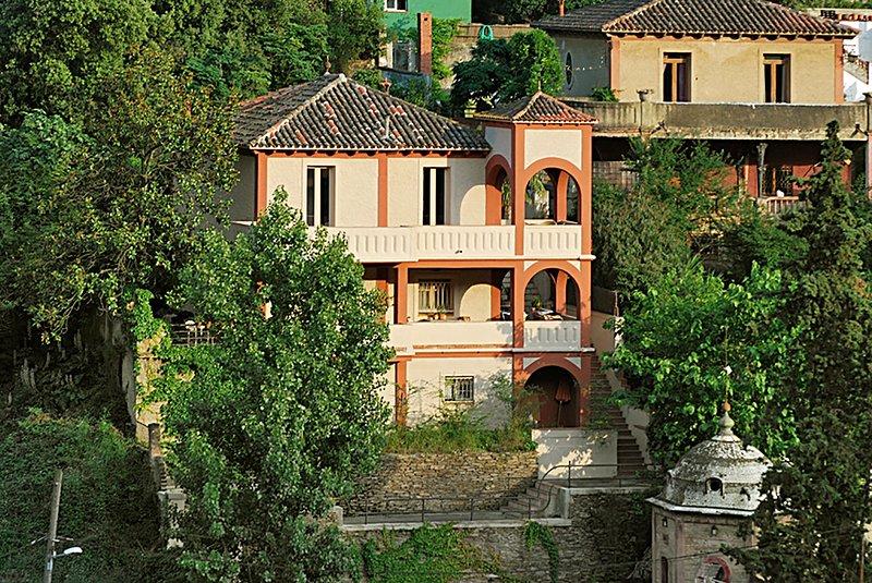 Beautifull period villa in Barcelona - Image 1 - Barcelona - rentals