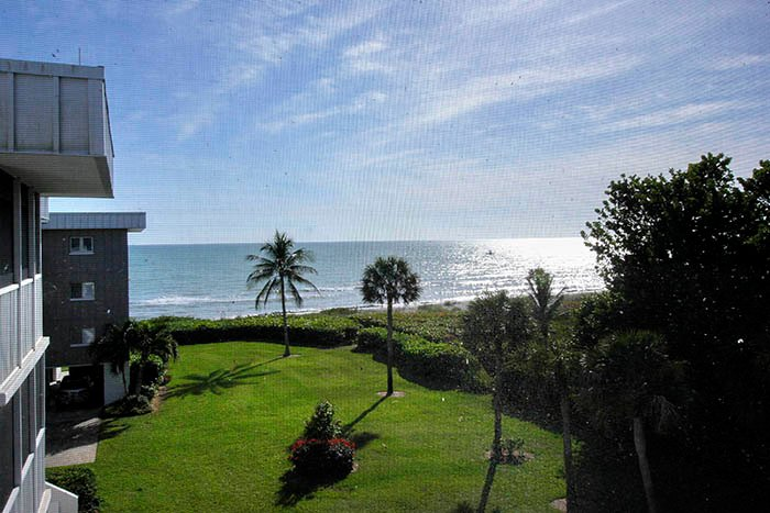 VIEW FROM UNIT - Island Beach Club P1C - Sanibel Island - rentals
