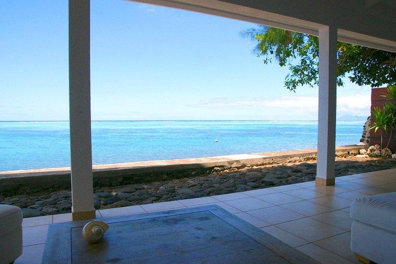 TAHITI - La Villa Vahineria 8 pax - Image 1 - Punaauia - rentals