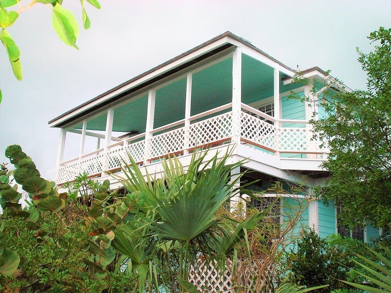 Exuma Hummingbird House ...TROPICAL PARADISE and great bonefishing too! - Image 1 - George Town - rentals
