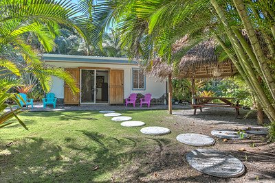 Our Beachfront Bungalow in Punta Uva - Image 1 - Punta Uva - rentals