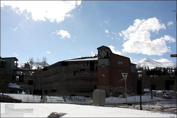 Ski In from the 4 O'Clock Run - Just One Block from Main Street - Ski In from the 4 O'Clock Run (5526) - Breckenridge - rentals