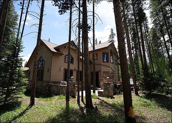 Great Home for Large Groups - Luxury Home - Beautiful Furnishings & Finishes Throughout (5900) - Breckenridge - rentals