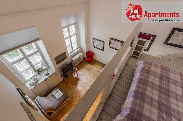 Sunny and quiet apartment in the city center - 3198 - Image 1 - Budapest - rentals