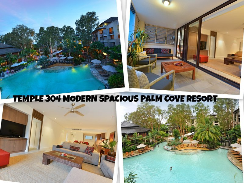 Temple 304 Modern Spacious Palm Cove Resort - Image 1 - Palm Cove - rentals