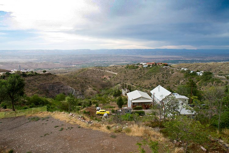 Amazing views of the Sedona Verde Valley - Jerome Million Dollar View Vacation Rental - Jerome - rentals