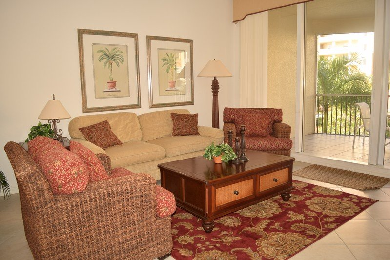 Living Room - The Regatta 5-303 - Naples - rentals