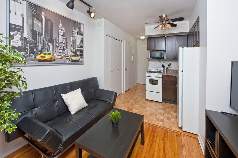Furnished 1-Bedroom Apartment at 2nd Ave & E 33rd St New York - Image 1 - New York City - rentals