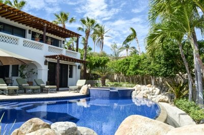 Pristine 6 Bedroom Home with Panoramic View of the Sea of Cortez - Image 1 - San Jose Del Cabo - rentals