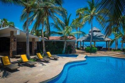 7 Bedroom Villa with View in Los Cabos Corridor - Image 1 - Los Cabos - rentals