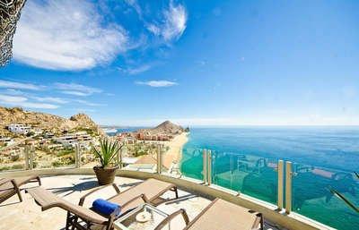 Magnificent 5 Bedroom Clifftop Villa in Cabo San Lucas - Image 1 - Cabo San Lucas - rentals