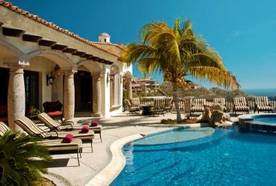 Lovely 5 Bedroom Villa with Private Swimming Pool & Spa in Cabo San Lucas - Image 1 - Cabo San Lucas - rentals