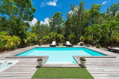 Extravagant 3 Bedroom Villa in Terres Basses - Image 1 - Saint Martin-Sint Maarten - rentals