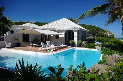 Enchanting 4 Bedroom Villa in Terres Basses - Image 1 - Baie Rouge - rentals