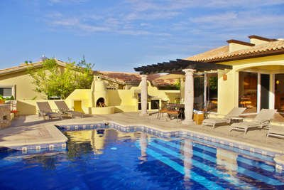 5 Bedroom Villa with Private Pool & Jacuzzi in Cabo San Lucas - Image 1 - Cabo San Lucas - rentals