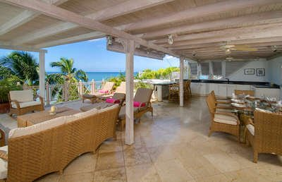 3 Bedroom Penthouse on the sandy Beaches of Reeds Bay - Image 1 - Weston - rentals