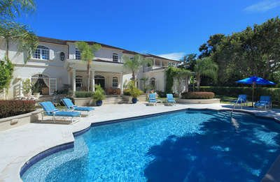 Spectacular 5 Bedroom Villa in Sandy Lane - Image 1 - Holetown - rentals