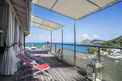 3 Bedroom Villa near Flamands Beach - Image 1 - Saint Barthelemy - rentals
