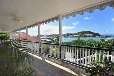 3 Bedroom Colonial Villa in Gustavia Harbour - Image 1 - Gustavia - rentals