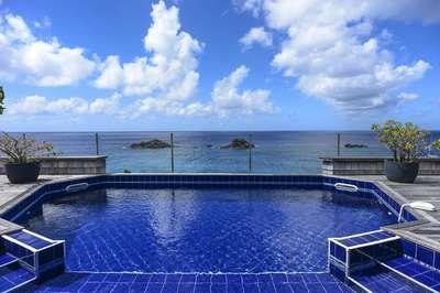 2 Bedroom Villa on the Heights of Gustavia - Image 1 - Gustavia - rentals