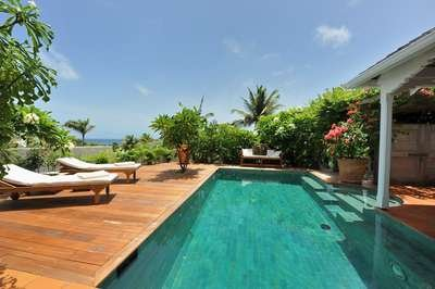 Chic 1 Bedroom Villa in Marigot - Image 1 - Marigot - rentals