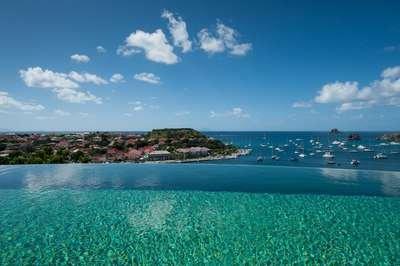 Fabulous 3 Bedroom Villa overlooking the Ocean overlooking Gustavia Harbour - Image 1 - Gustavia - rentals
