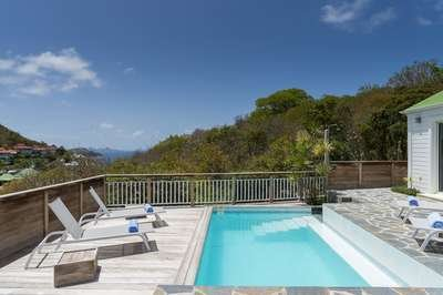 Marvelous 2 Bedroom Villa with Private Terrace & Pool in Flamands - Image 1 - Saint Barthelemy - rentals