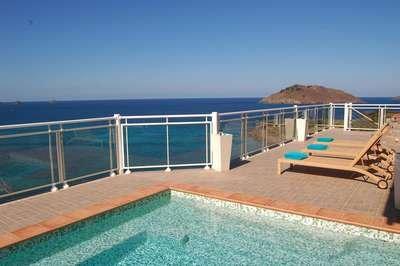 4 Bedroom Villa in Flamands Overlooking the Ocean - Image 1 - Flamands - rentals