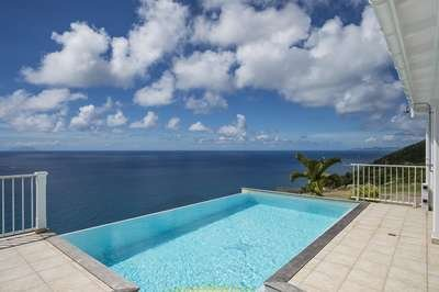 2 Bedroom Villa with Private Pool and Terrace in Colombier - Image 1 - Anse des Flamands - rentals