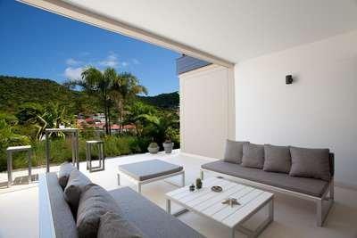 1 Bedroom Villa with Harbour View in Gustavia - Image 1 - Gustavia - rentals
