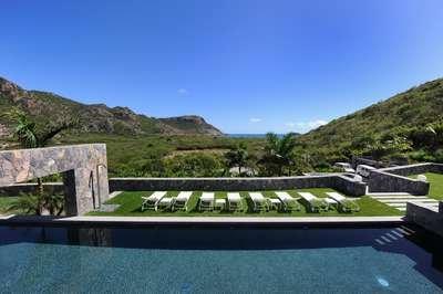 Lovely 6 Bedroom Villa with Tropical Garden in Salines - Image 1 - Salines - rentals